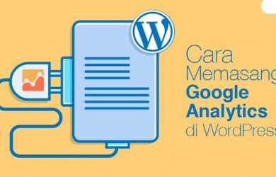 Cara Instalasi Google Analytics