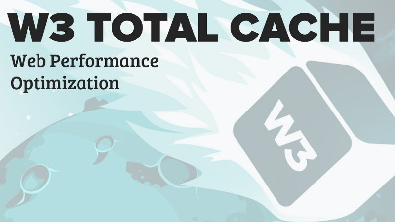 Cara Setting W3 Total Cache